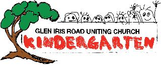 Glen Iris Road Uniting Church Kindergarten Logo